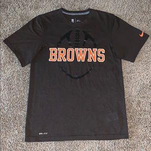 Nike Cleveland Browns NFL Shirt